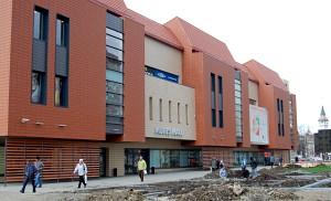 Magazinul Mures Mall